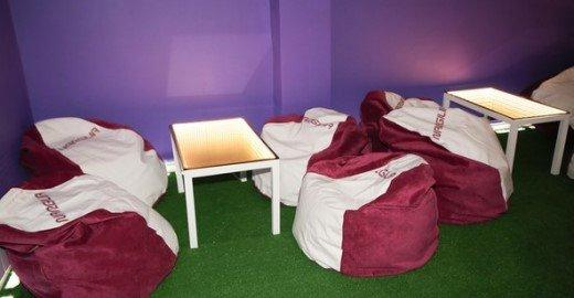 Лаунж-бар The Office Nargilia Lounge на Белорусской