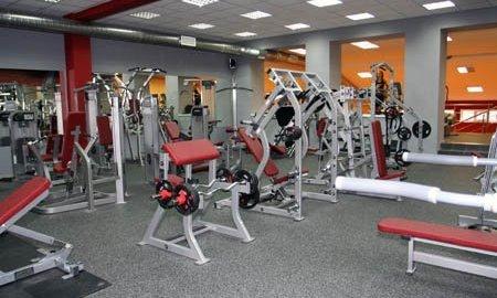 Фитнес-клуб SWIM на Краснопресненской
