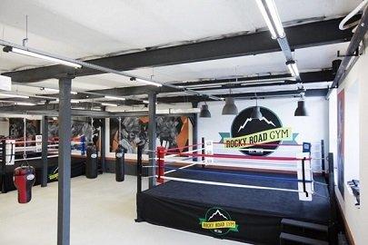 Rocky Road gym на Киевской