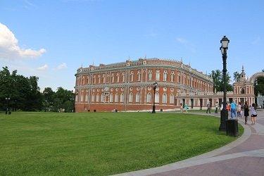 Хлебный дом - Царицыно, Москва.