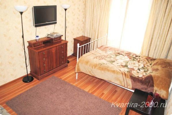 Снять на сутки однокомнатную квартиру м. Белорусская