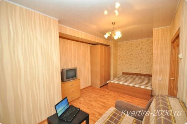 Посуточная аренда однокомнатной квартиры м. Краснопресненская