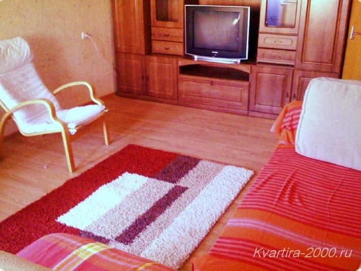 Двухкомнатная квартира посуточно м. Пушкинская