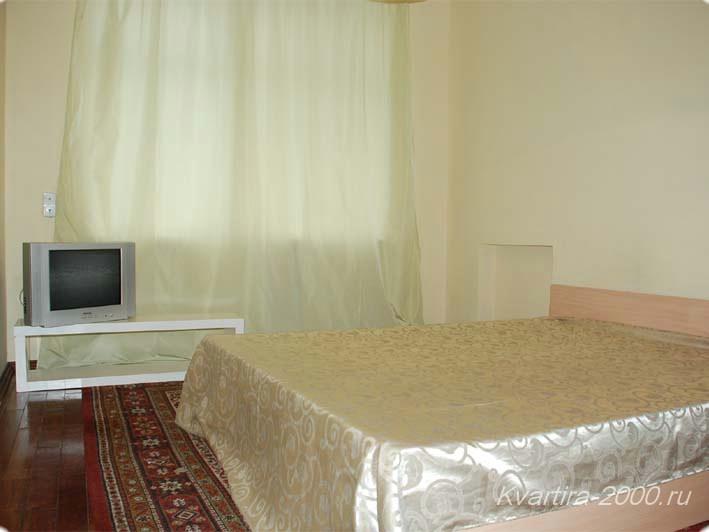 Аренда 4-комнатной квартиры на сутки м. Смоленская