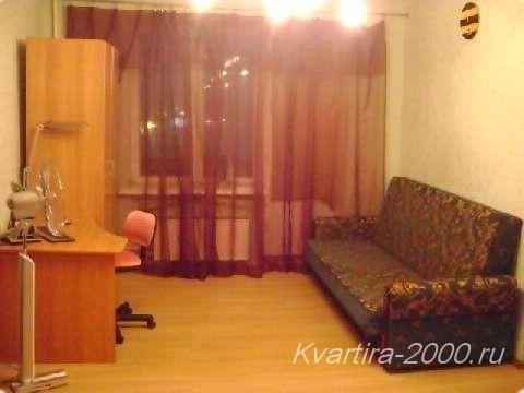 Посуточная аренда однокомнатной квартиры м. Профсоюзная по цене 2300 рублей