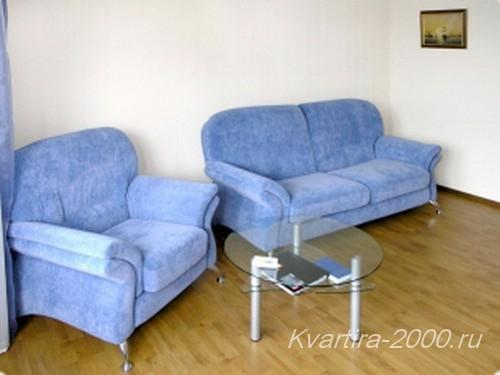 2-х комнатная квартира на сутки м. Смоленская