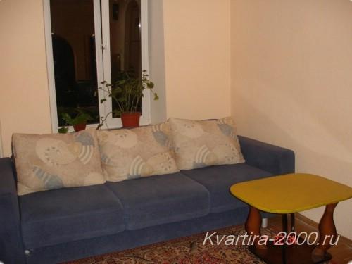 Снять 3-х комнатную квартиру на сутки м. Серпуховская