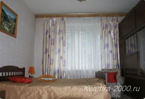Снять 3-х комнатную квартиру на сутки м. Парк Культуры по цене 4500 рублей