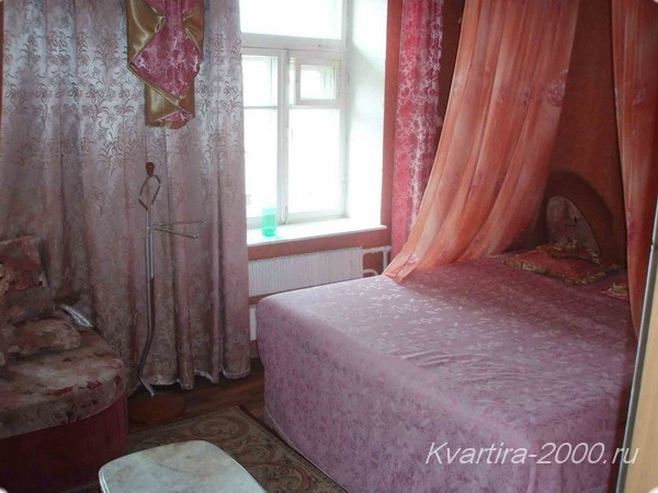 Двухкомнатная квартира посуточно м. Павелецкая по цене 3200 рублей