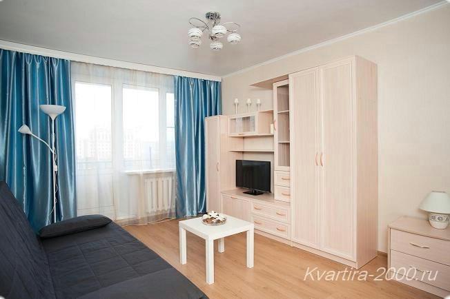 Однокомнатная квартира на сутки м. Павелецкая
