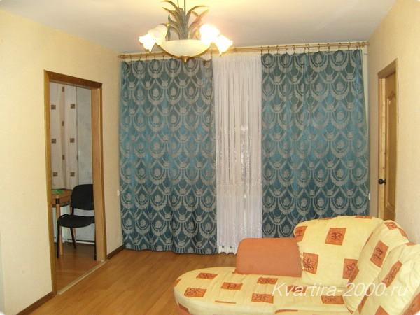 Посуточная аренда 2-х комнатной квартиры м. Савеловская за 3300 рублей