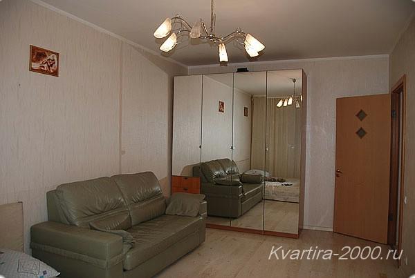 Однокомнатная квартира посуточно м. Орехово