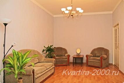 Посуточная аренда двухкомнатной квартиры м. Кутузовская