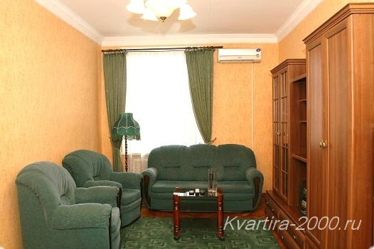 Посуточная аренда 3-х комнатной квартиры м. Кутузовская