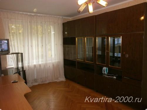 Снять двухкомнатную квартиру м. Коломенская