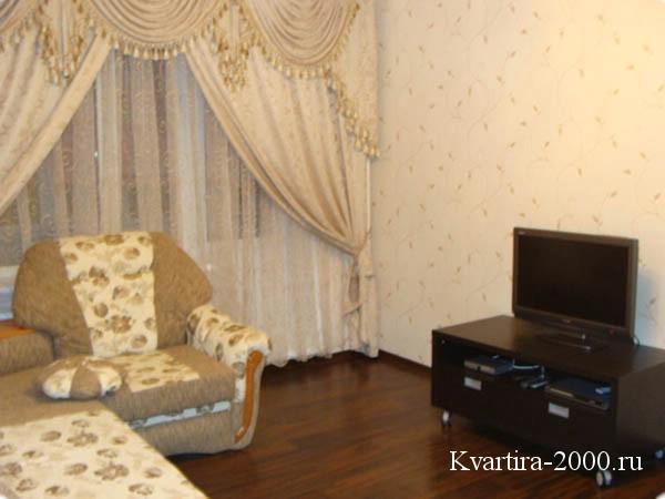 Снять на сутки двухкомнатную квартиру м. Белорусская