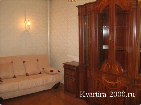 Посуточная аренда трехкомнатной квартиры м. Полежаевская