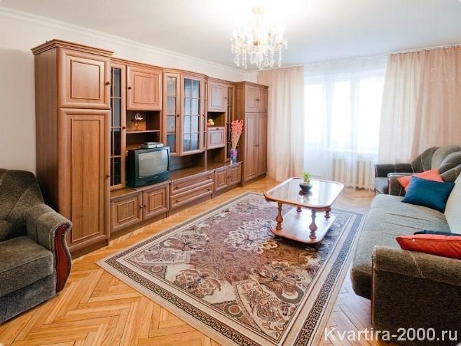 Однокомнатная квартира на сутки метро Маяковская