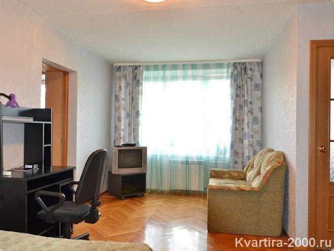Посуточная аренда двухкомнатной квартиры на Белорусской