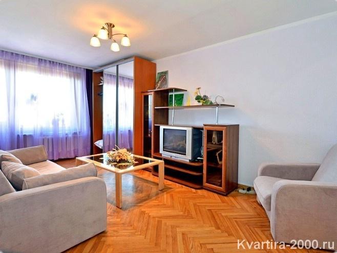 Снять трехкомнатную квартиру на сутки м. Белорусская