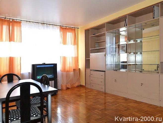 Двухкомнатная квартира на сутки м. Арбатская