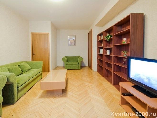 Снять двухкомнатную квартиру на сутки м. Арбатская