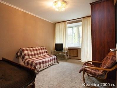 Однокомнатная квартира в посуточную аренду м. Динамо