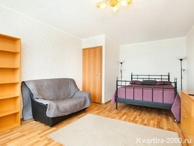 Однокомнатная квартира на сутки м. Преображенская площадь за 2900 рублей