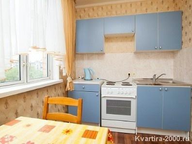 Снять однокомнатную квартиру на сутки м. Беговая за 3100 рублей