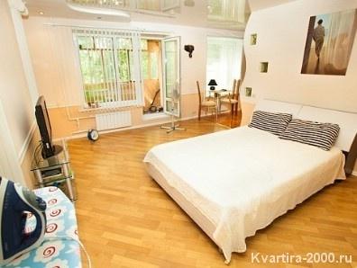 Однокомнатная квартира посуточно м. Серпуховская стоимостью 3100 рублей