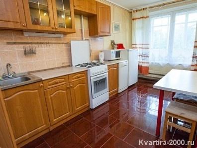 Однокомнатная квартира на сутки м. Курская стоимостью 2900 рублей