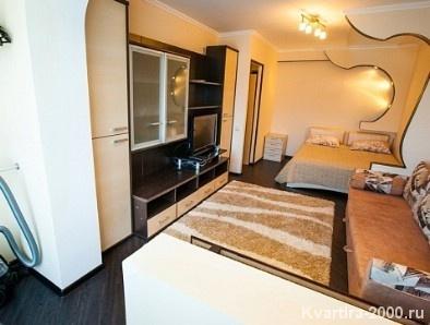 Однокомнатная квартира посуточно м. Коломенская стоимостью 2900 рублей