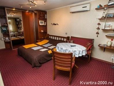 Однокомнатная квартира на сутки м. Павелецкая за 2800 рублей