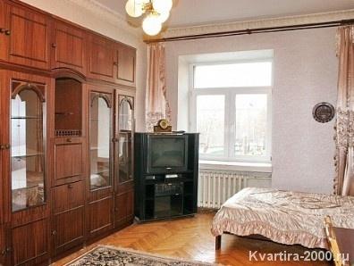 Однокомнатная квартира посуточно м. ВДНХ по цене 3000 рублей