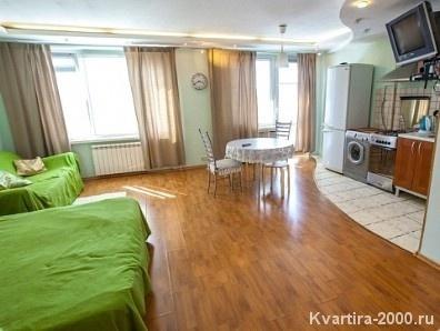 Однокомнатная квартира на сутки м. Павелецкая за 3000 рублей