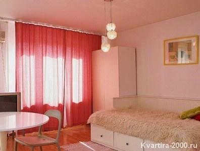 Однокомнатная квартира-студия посуточно м. Сокол по цене 3100 рублей
