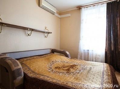 Двухкомнатная квартира посуточно м. Преображенская Площадь по цене 3500 рублей