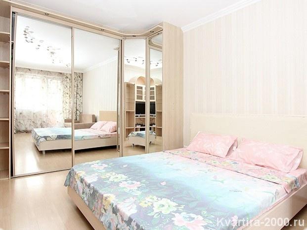 Однокомнатная квартира посуточно м. Академическая за 3700 рублей