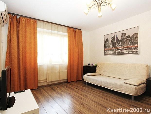 Однокомнатная квартира посуточно м. Рижская по цене 3200 рублей