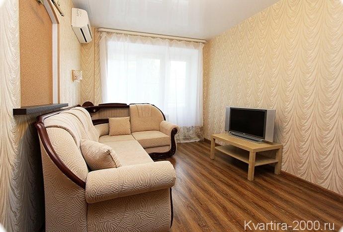 Однокомнатная квартира посуточно м. Новослободская за 2900 рублей