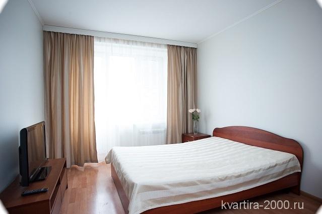 Двухкомнатная квартира на сутки м. Комсомольская