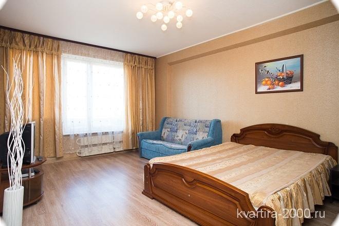 Снять на сутки однокомнатную квартиру м. Ленинский проспект