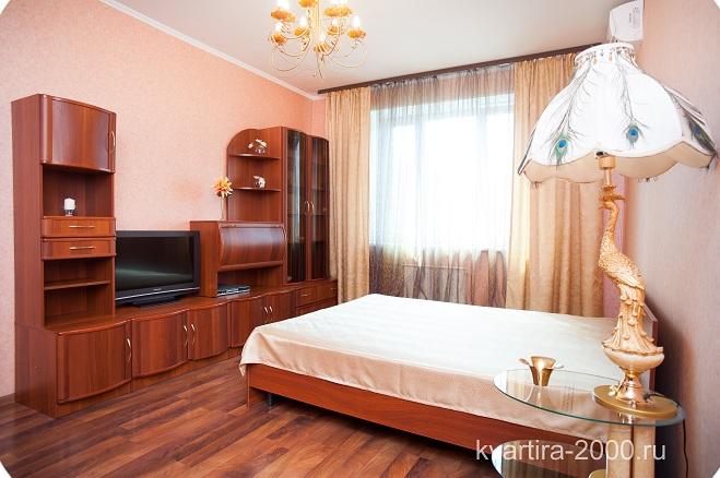 Однокомнатная квартира посуточно  м. Серпуховская
