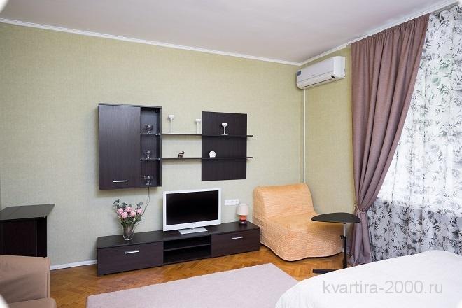 Однокомнатная квартира на сутки на Киевской