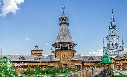Колокольня - Кремль в Измайлово.