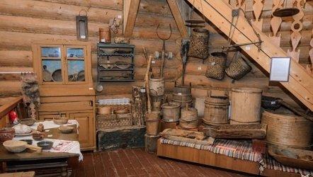 Музей хлеба в Измайлово.