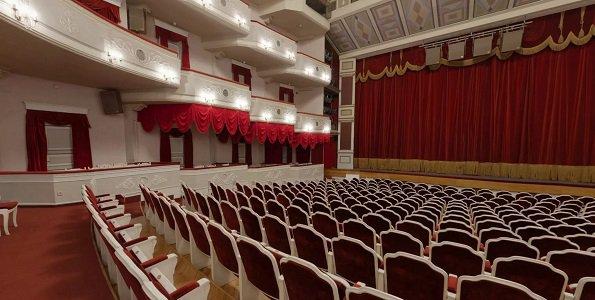 Филиал Государственного академического малого театра