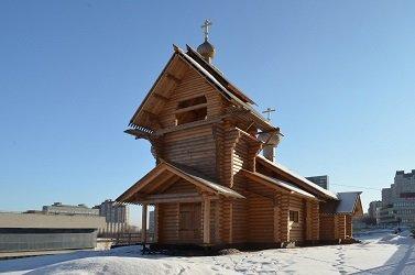 Храм Святой Нины - Москва, м. Профсоюзная.