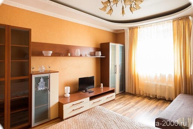 Однокомнатная квартира посуточно на м. Серпуховская