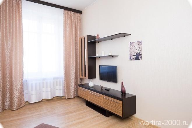 Посуточная аренда однокомнатной квартиры метро Киевская